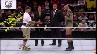 Randy Orton takes loan from Jhon Cena [fully desi dubbed]
