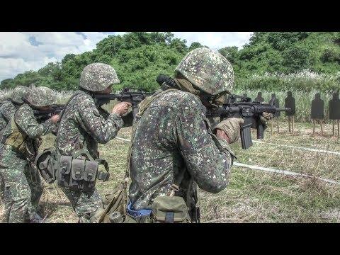 US, Philippine Marines Conduct Joint Military Exercise (Marksmanship & Ship to Shore Training)