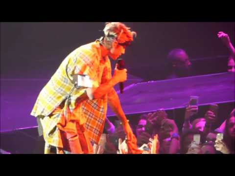 Justin Bieber - The Feeling - Verizon Center, Washington DC