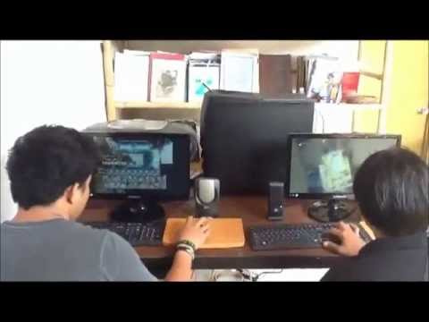 Presenting SoftXpand Duo: 2 gamers sharing 1 computer