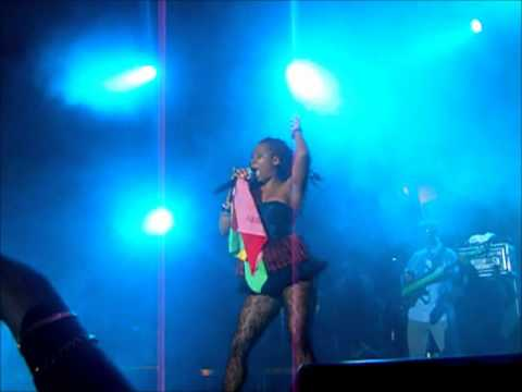 Claudette Peters Live @ The 15th World Creole Music Festival In Dominica