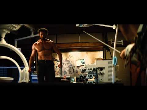 The Wolverine - Domestic Trailer (HD)