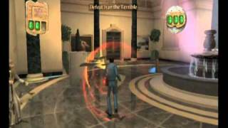 Night at the Museum: Battle of the Smithsonian Movie Game Walkthrough Part 6:2 (Wii)