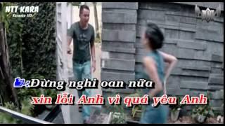 Tam giác tình karaoke mời nam feat