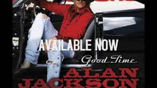 "Alan Jackson talks about ""Good Time"" - Available now!"