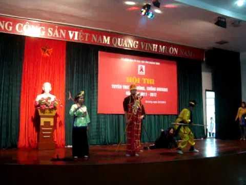 CHL màn chào hỏi tuyên truyền HIV/AIDS cấp tỉnh 2011