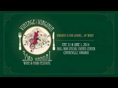 33rd Annual Vintage Virginia Wine & Food Festival