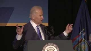 CUNY TV Presents ABNY: Vice President Biden and Governor Cuomo-On NY Infrastructure