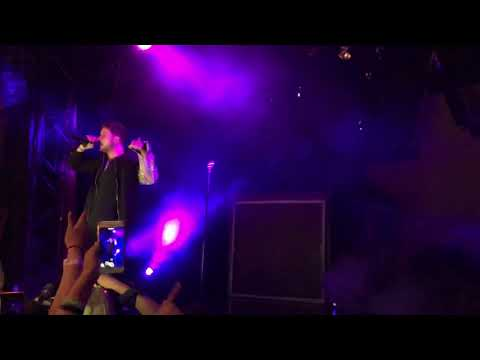 Bazzi COSMIC TOUR live at El Rey Theater 2018! Song - Why