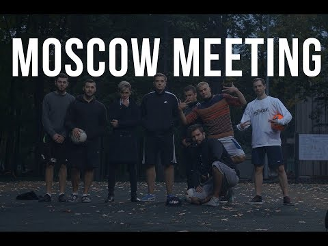 Moscow Freestyle Meeting | anyOne, BenGau, Aksel, Zherebtsoff