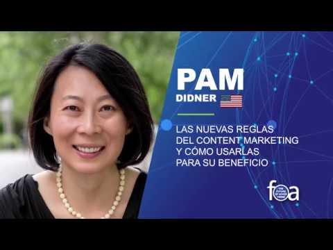 Pam Didner las nuevas reglas del content marketing