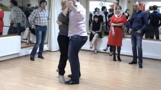 Аргентинское танго - семинары для начинающих