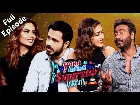 Baadshaho | Ajay, Ileana, Esha & Emraan | YMS 2 | Full Episode