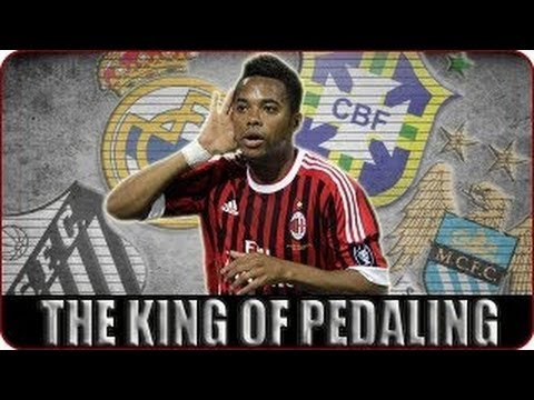 Robinho ♦ The King of Pedaling   Best Dribbling and Goals ♦ 2001 2013  HD