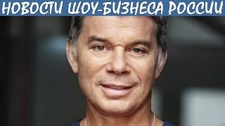 Олега Газманова задержали в Литве. Новости шоу-бизнеса России.