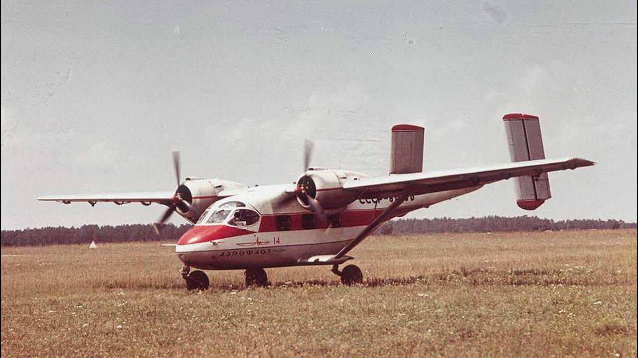 Ан-3 — вариант грузо-пассажирского самолёта ан-2 с турбовинтовым двигателем твд-20. Двигатель твд-20 спроектирован омским.