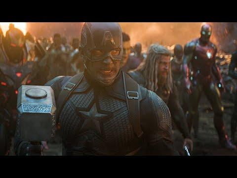 어벤져스 vs 타노스 '어셈블' 최종 전투 장면 | 어벤져스: 엔드게임 (Avengers: Endgame, 2019) [4K]