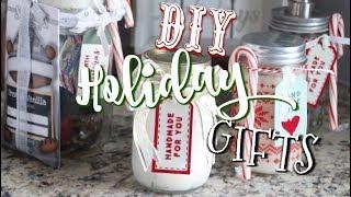 Holiday DIY MASON JAR GIFTS!