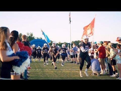 Tishomingo County High School Braves