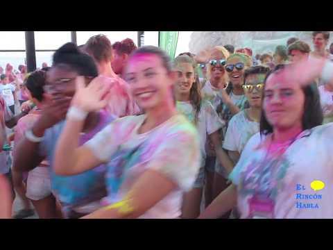 Fiesta Holicolours Rincon de la Victoria 2018