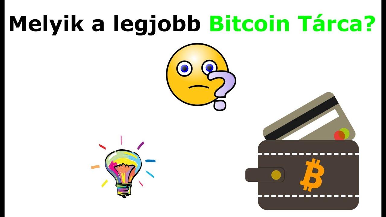 milyen bitcoin pénztárca használható)