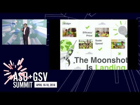 ASU GSV Summit: Bridge International Academies
