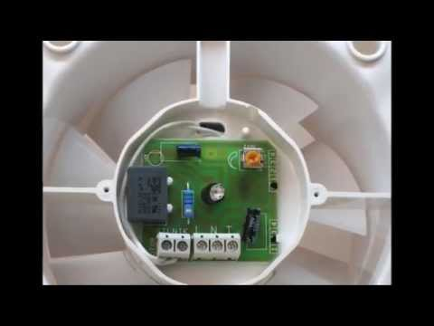 Wentylator łazienkowy Awenta Inside Wi Instalszoppl