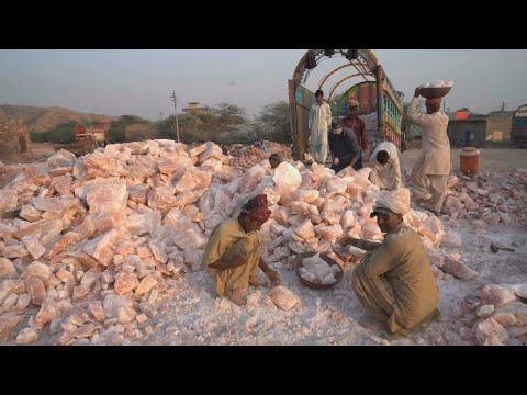 Download Le sel rose de l'Himalaya, une mine d'or pour le Pakistan?