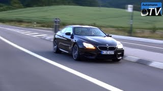 2013 BMW M6 Coupe (560hp) - DRIVE & SOUND (1080p FULL HD)