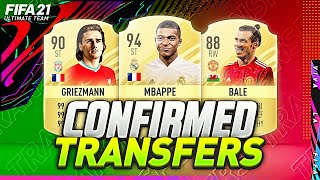 Fifa 21 new confirmed summer transfers 2020 & rumours😱🔥  griezmann, bale manchester united, telles 💰200m mbappÉ deal► let's hit 4,000👍👍👍 likes for a ...