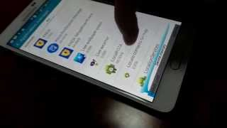 China Samsung Galaxy Note 4 (SM-N9100): Installed Apps and Language Options