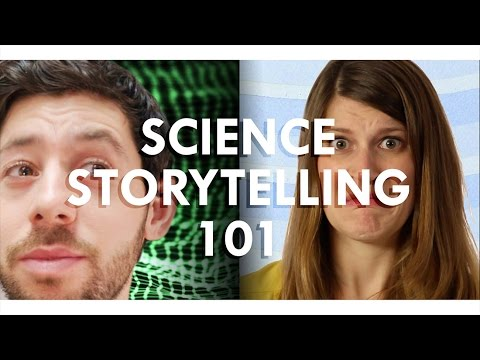 Anna Rothschild & Gregory Kestin: Science Storytelling 101