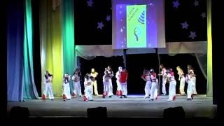 Детский танцевальный коллектив Эдельс начало 3 часть.