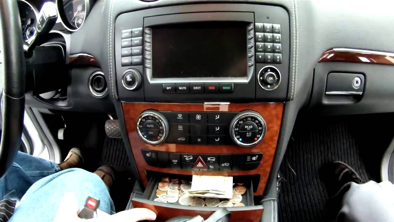 2007 GL450 User Friendly Interior Danielle