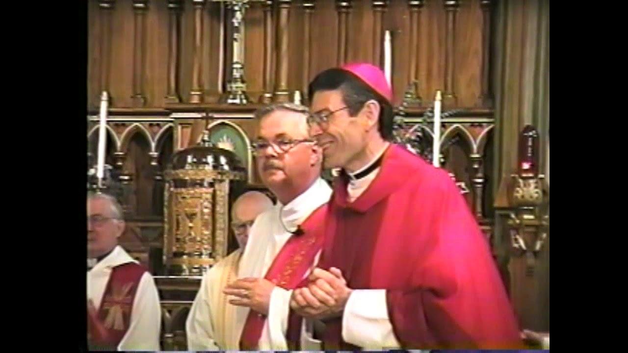 Bishop Barbarito at NAPP  8-13-02