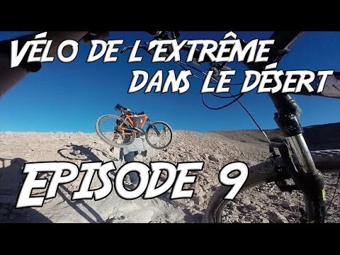 Nord du Chili #9 San Pedro de Atacama, vélo de l'extrême dans le désert !