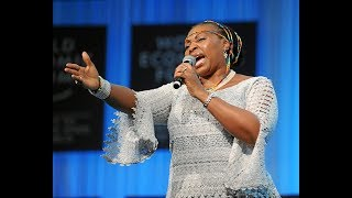 Yvonne Chaka Chaka writes a song in honour of Former President Barack Obama