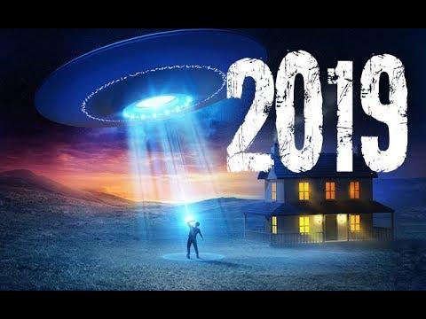Факты об НЛО  и внеземные цефализации пришельцев 2019  █▬█ █ ▀█▀