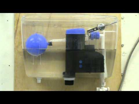 Water Saving Dual Flush Siphon Mpg Youtube