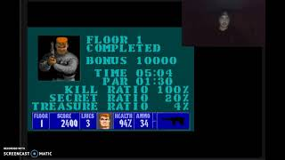 It's Flash Wolfenstein 3D!