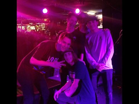BASELINE - Pub Rock Live - 02/04/2017