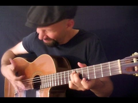 (Roll Away Your Stone) Mumford and Sons - live fingerstyle cover by Daryl Shawn