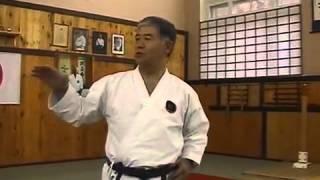 Dojo Respect - A lecture by Sensei Morio Higaonna