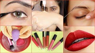 #6 GIRLY HACKS YOU DIDN'T  KNOW BEFORE | Easy Life Saving Beauty #Hacks #Beginners #Makeup #DIY
