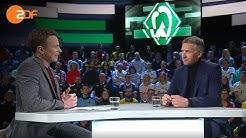 Werders Sportchef Frank Baumann: Bei Rassismus früher handeln | das aktuelle sportstudio - ZDF
