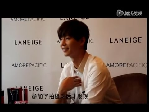Song Jae Rim - 2015 3rd September Interview in Hangzhou, China (娱乐教研室独家)