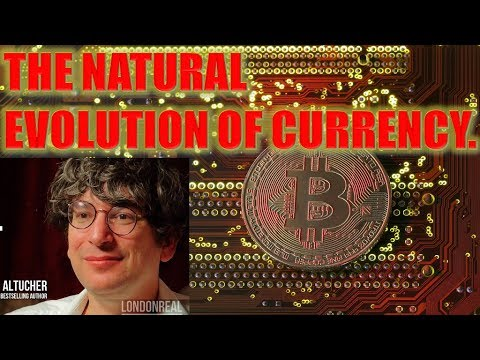 JAMES ALTUCHER: Bitcoin Security! Crypto Is a MAJOR Bubble/THE NATURAL EVOLUTION OF CURRENCY.