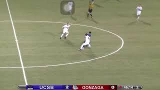 Axel Mendez UCSB Senior 2018 Highlights