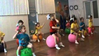Спортивный праздник - 2013 (часть 2) МБДОУ №15
