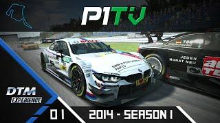 DTM Experience 2014 #01 - Hockenheim | BMW M4 DTM | Season I [1/10] [TX] [60FPS]